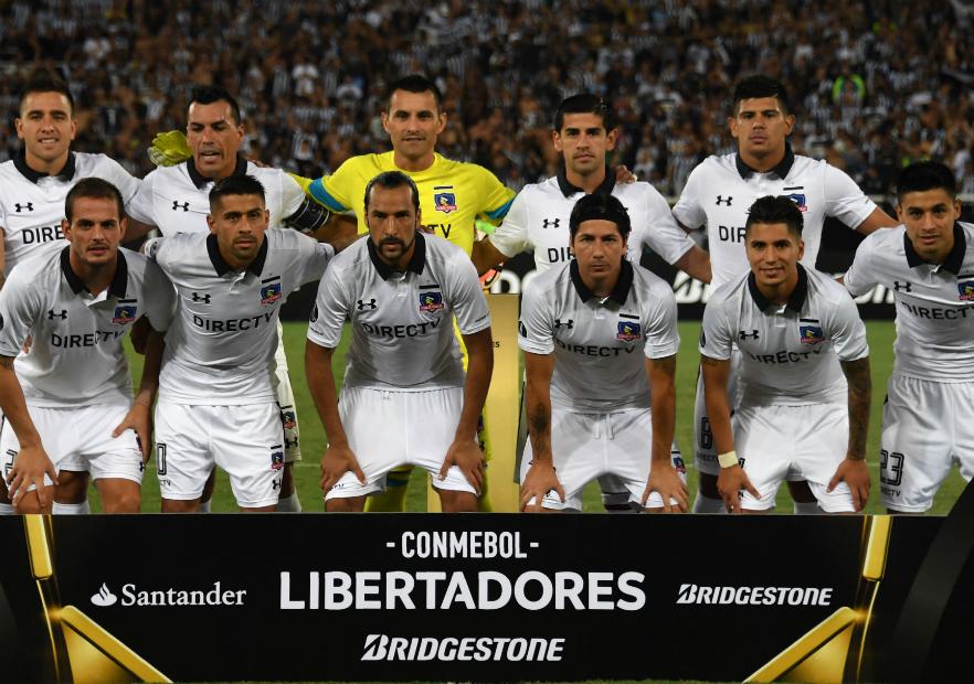 Botafogo_Colo_Colo_equipo_2017_Getty