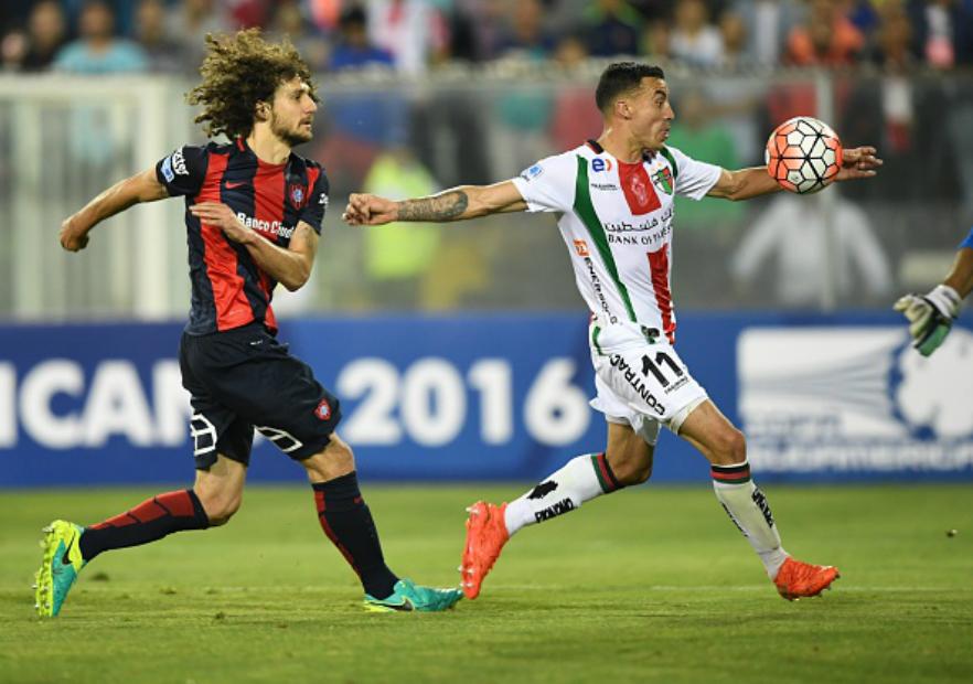 Coloccini_Cereceda_Sudamericana_2016_Getty