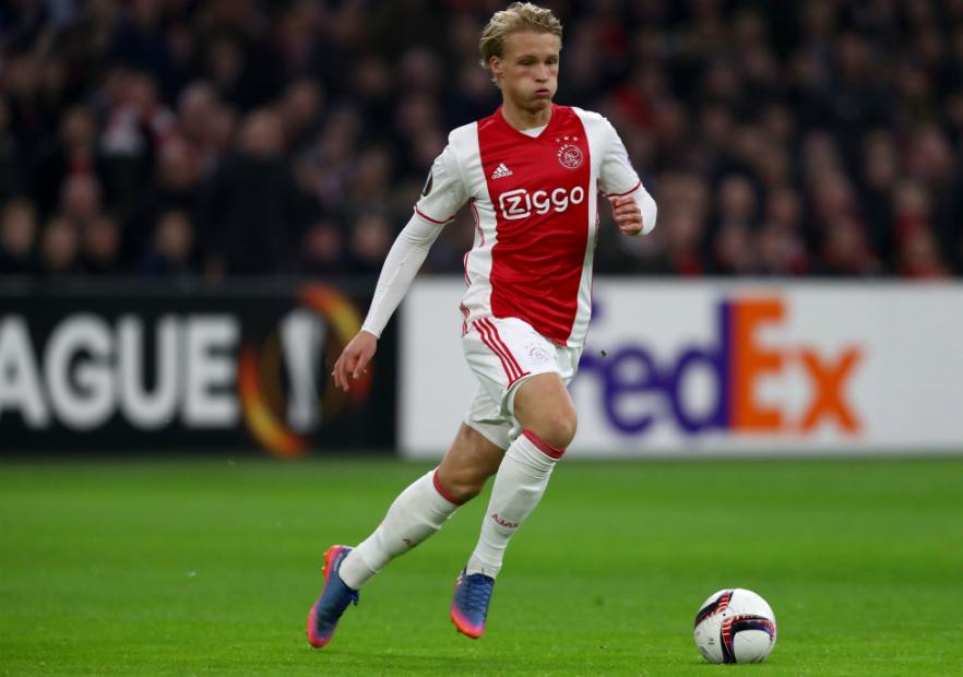 KasperDolberg_Ajax_2017_Getty