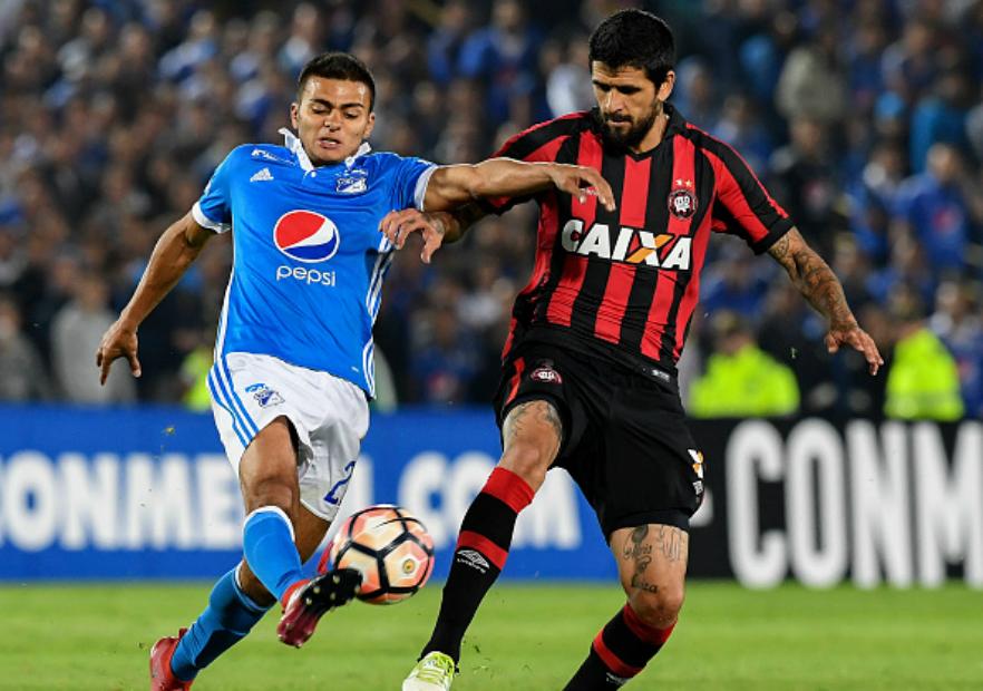 Luis_Gonzalez_Paranaense_Libertadores_2017_Getty