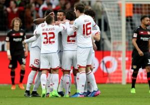 Mainz_Celebra_Bayer_Leverkusen_Bundesliga_2017_Getty