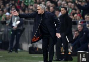 ManUnited_Mourinho_EuropaLeague_Getty