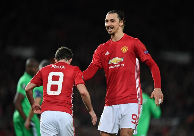 Manchester United v AS Saint-Etienne - UEFA Europa League Round of 32: First Leg