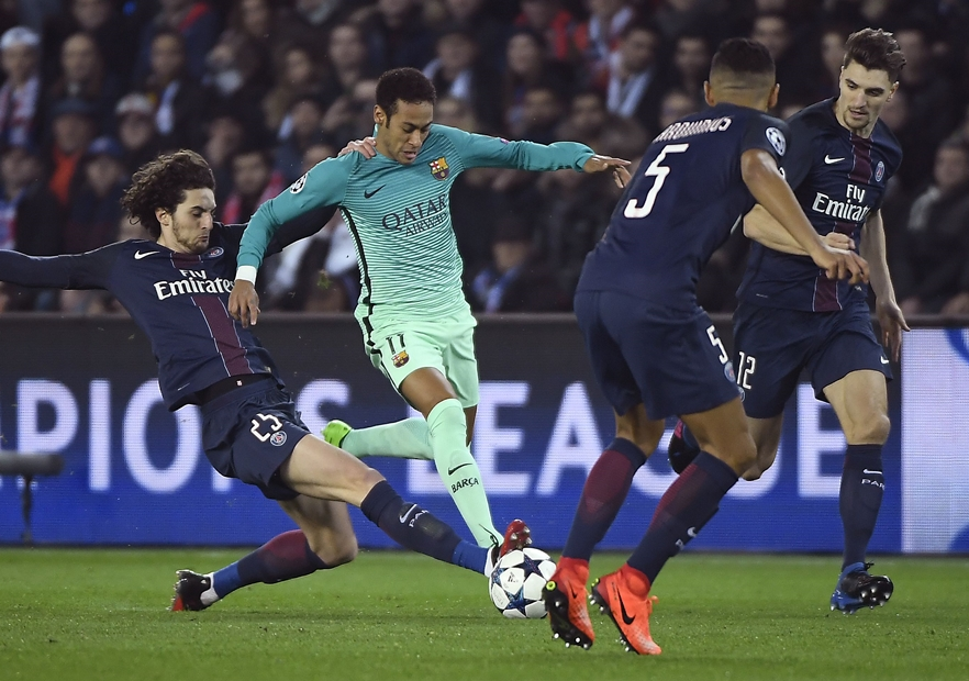 PSG_Barcelona_Getty_Neymar