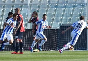 Pescara Calcio v Genoa CFC - Serie A