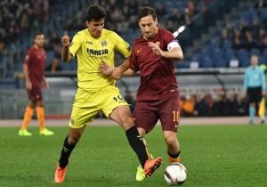 Roma_Villarreal_Totti_EuropaLeague_2017_Getty