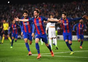 Barcelona_PSG_Sergi_Roberto_Champions_2017_Getty