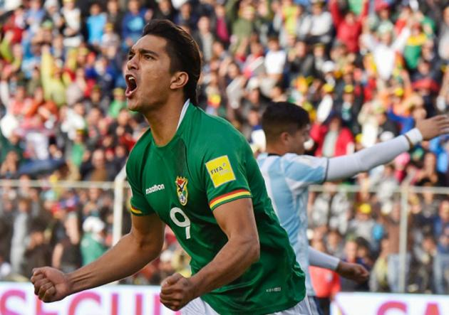 Bolivia goleó a Birmania en amistoso