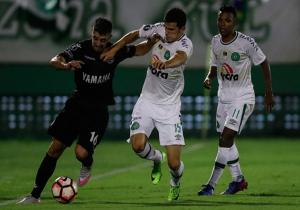 Chapecoense v Lanus - Copa Bridgestone Libertadores 2017