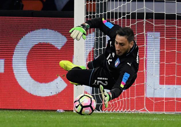 Holanda_Italia_Donnarumma_amistoso_2017_Getty