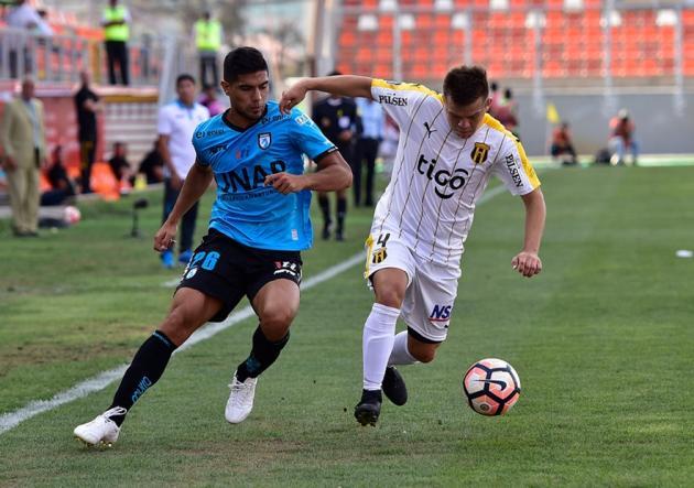 Independiente venció a Deportes Iquique en Avellaneda — Sudamericana