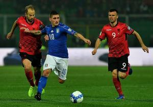 Italia_Albania_Verratti_Clasificatorias_2017_Getty