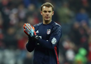 ManuelNeuer_BayernMunich_2017_Getty