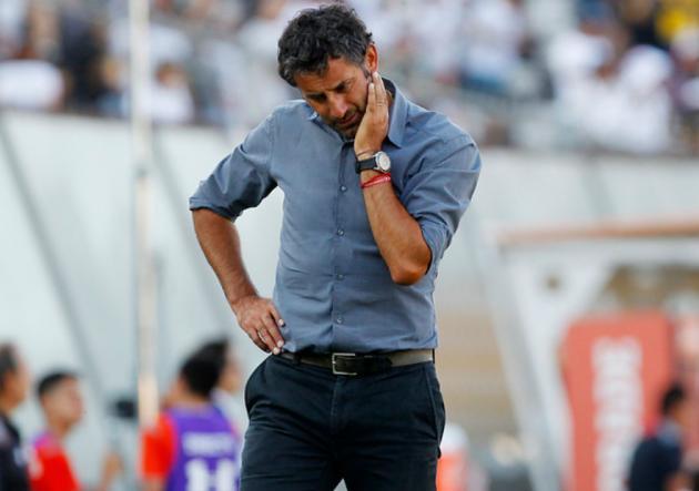 Miguel Ponce no podrá dirigir a San Jose ante Liga de Quito