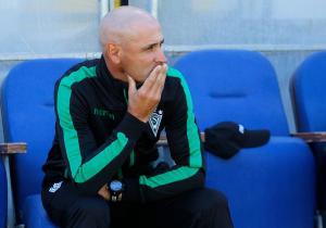 Eduardo Espinel, DT de Santiago Wanderers