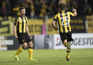 Pearol_Celebra_Tucuman_Libertadores_2017_Getty