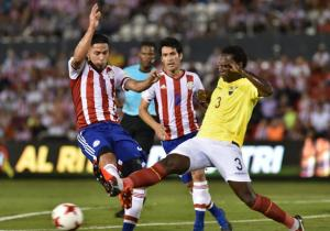 Riveros_Valdez_Paraguay_Ecuador_Eliminatorias_2017_Getty
