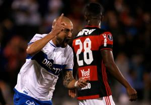 UCatolica_Flamengo_Silva_GolPS