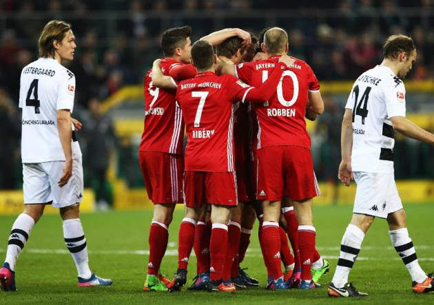 festejos_Borussia_Bayern_Bundesliga_2017_getty