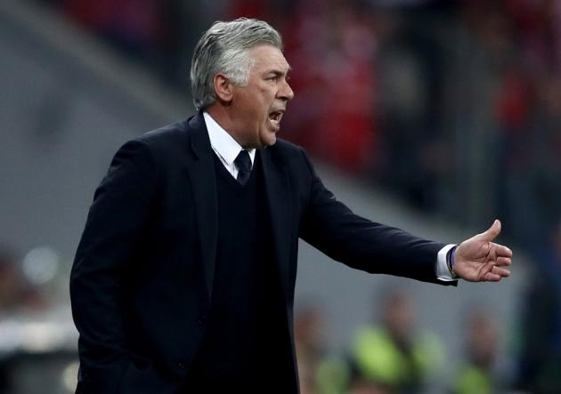 Ancelotti_Bayern_Grita_RealMadrid_Getty