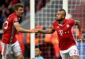 Bayern_RealMadrid_Vidal_Muller_Champions_Getty_2017