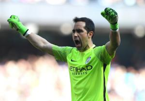 ClaudioBravo_grito_ManchesterCity_Hull City_PremierLeague_2017_getty
