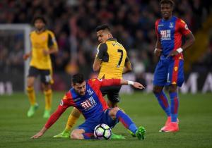 CrystalPalace_Arsenal_Alexis_Getty