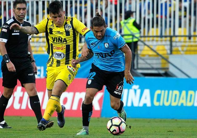 Huachipato tumbó y rompió el invicto de Deportes Iquique en el Clausura