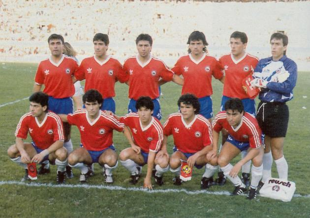 Formacion_Chile_CopaAmerica_1989
