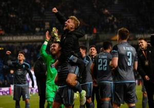 Genk_Celta_celebra_Europa_League_2017