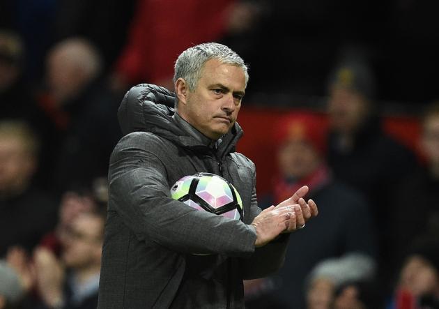 ManchesterUnited_Everton_Mourinho_Getty