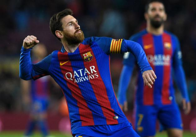 Messi acordó cuatro años más de contrato con Barcelona