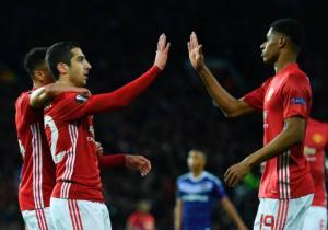 Mkhitaryan_Rashford_Celebran_Manchester_United_Anderlecht_Europa_League_2017_Getty