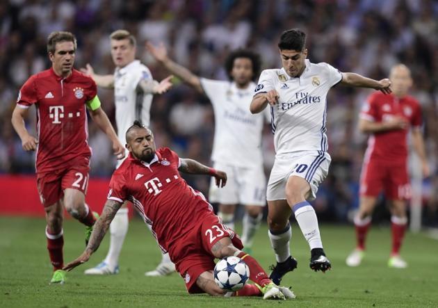 RealMadrid_Bayern_Champions_2017_Vidal_Getty_3