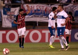 UCatolica_SanLorenzo_Libertadores_2017_Blandi_Celebra_Gol_PS