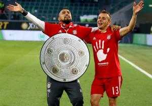 Vidal_festejo_campeon_Bayern_2017_getty_1