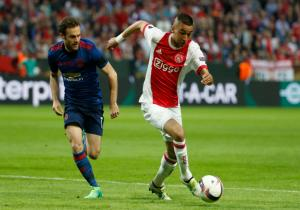 Ajax_ManchesterUnited_EuropaLeague_Final_Mata_Ziyech_Getty