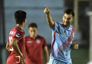 ArsenalSarandi_JuanAurich_Sudamericana_SanchezSotelo_Getty