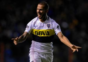 Boca_Juniors_Newells_Benedetto_Torneo_Argentino_2017_Getty