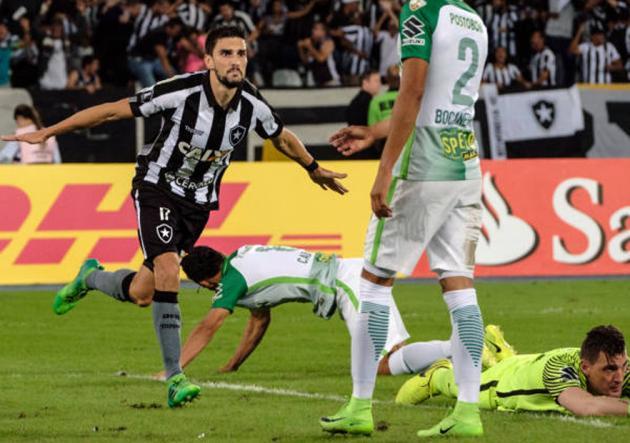 Botafogo_celebra_Atletico_Nacional_Getty_2017_Pimpao