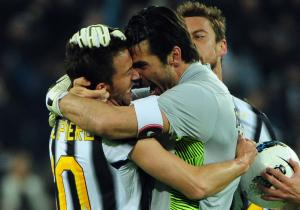 Buffon_DelPiero_Juventus_Getty