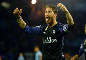 Celta_RealMadrid_Ramos_celebra_Liga_2017_Getty