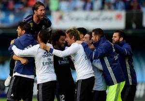 Celta_RealMadrid_celebra_Liga_2017_Getty_2