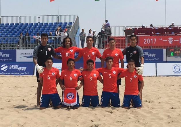 Chile_Futbol_Playa_China_2017_ANFP