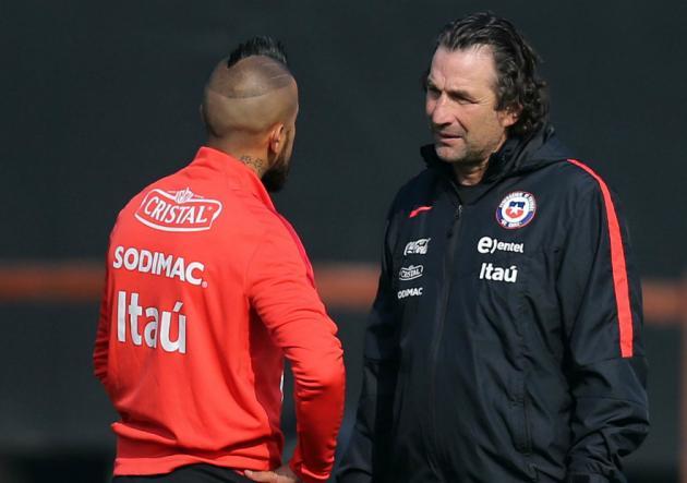 Arturo Vidal fue figura clave en el triunfo del Bayern Munich
