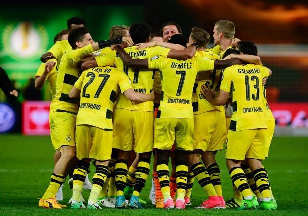 Borussia Dortmund conquista la Copa de Alemania gracias a Aubameyang