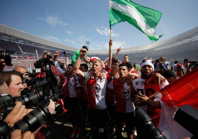 Feyenoord_campeon_Kuyt_celebra_Eredivisie_2017_Getty_2