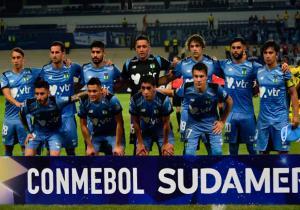 FuerzaAmarilla_OHiggins_formacion_Sudamericana_2017_Getty