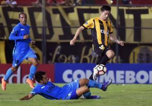 Guarani_Iquique_Libertadores_2017_Getty