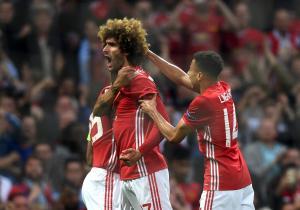 ManchesterUnited_Celta_Semis_EuropaLeague_Fellaini_Celebra_Getty_1